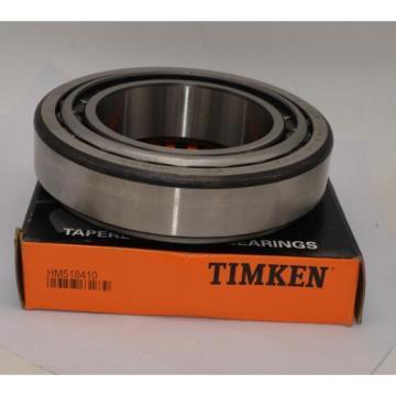 Timken HM801349 HM801310 Tapered roller bearing