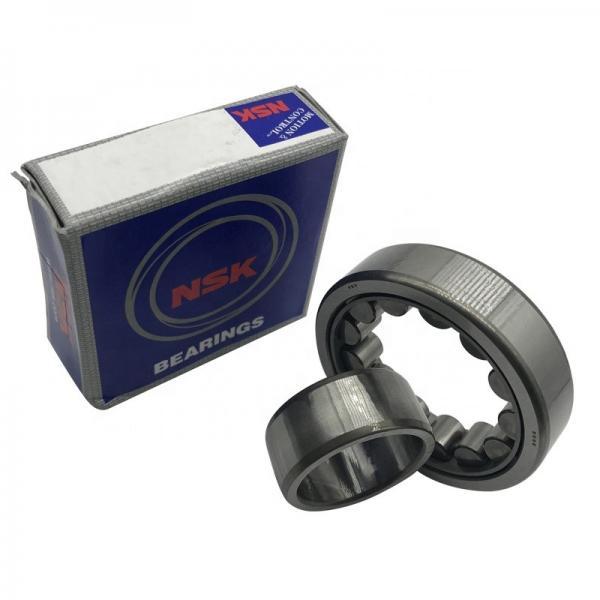180 mm x 320 mm x 86 mm  NSK 22236CDE4 Spherical Roller Bearing #1 image